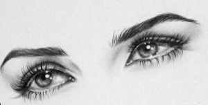 Emma Eyes Detail by IleanaHunter