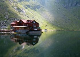 Balea Lac by nedetm