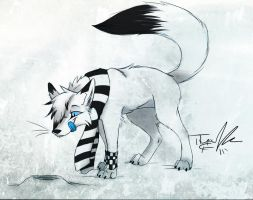 Request : Blood and Ice by MadCheshireFox
