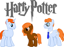Harry Potter Ponified 8 by asdflove