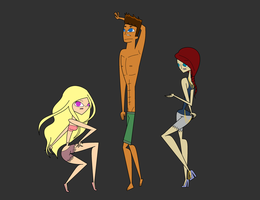Oh look some sexy people by velmashivestone1