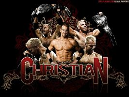 WWE Christian wallpaper by gfxfusion-net