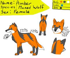 Full Amber Refference by dorumon210