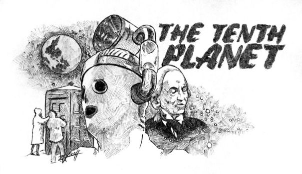 The Tenth Planet by ZacharyFeore