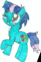 Me as a pony! by KittyChanBB