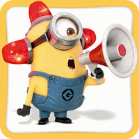 Gif De Minions by LuuMostachito