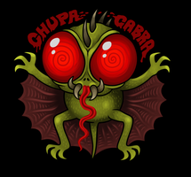 The Chupacabras by scythemantis