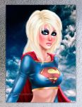 Supergirl by kharis-art