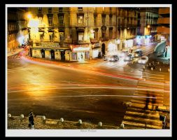 Crossroads - Montpellier by oneafterone