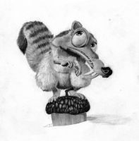 Scrat by NukeO