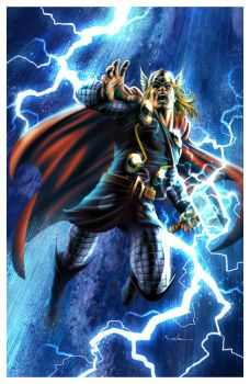 The Mighty Thor by Valzonline