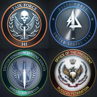 Modern Warfare Logos by Mridul942