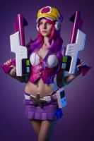 Arcade Miss Fortune 3 by KNami