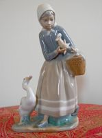 Girl With Basket Figurine by Retoucher07030