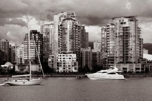 Urban Vancouver 2 by PascalsPhotography