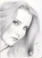 Simone Simons from Epica by Xkillerz91