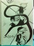 soul eater by thiphobia