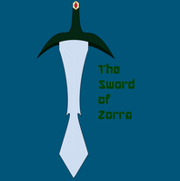 The Sword of Zorra by MasterghostUnlimited
