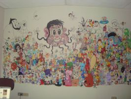 full mural 2 by Makinita