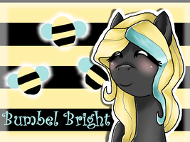 Bumble Bright Background by Honey-PawStep