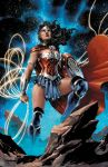 Wonder Woman by JeremyColwell