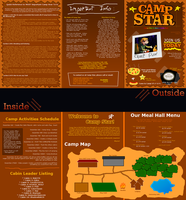 Camp Star Brochure by ffadicted