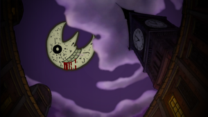 Soul Eater moon wallpaper by Hate9