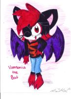 Request: Vamsonia the Bat by Lilymint7