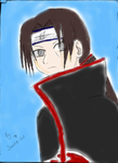 Smexy Itachi by sasukeslut