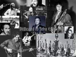 John Entwistle Tribute by TundraWolf666