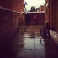 268 Rainy Day by DistortedSmile