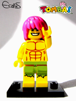 Custom Minifigure - Tomba! by OnizukaAS