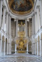 Versailles chapel by Lady-Vetinari