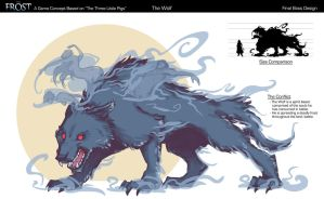 The Frost - The Wolf by DanielleJensen
