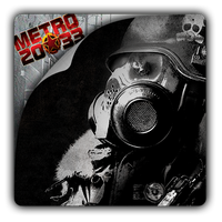 Metro 2033 v2 icon by Themx141