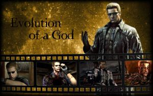 Evolution of a God by Isobel-Theroux