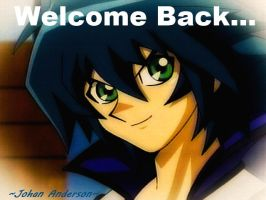 Welcome Back: Johan Anderson by TheBlackRoseWitch
