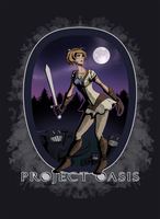 Project Oasis - Promo Art by LMP-TheClay