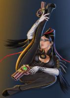Bayonetta by Dinoforce