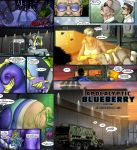 Preview Page for Apocalyptic Blueberry Part one by okayokayokok