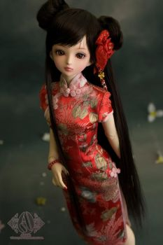 New style of Cinderella 9 by Angell-studio