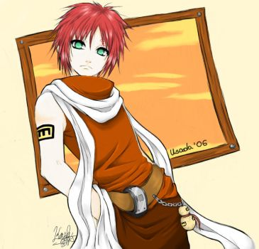 Gimp Gaara Practice by anime-fan-addict