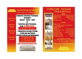 European designs Flyers by olones