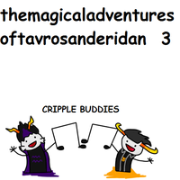THEMAGICALADVENTURES 3 by sidewalkbanana