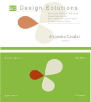 My Business Card by canicas
