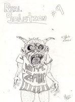 Real Solution No. 9 by smashmethod