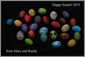 Happy Easter 2015! by RandyHand