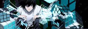 Death Note - L by Nitric05