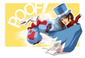 Trucy by It-is-a-circle