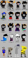 Homestuck According to my Mom by french-teapot